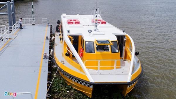 Mở tuyến tàu cao tốc đường thủy từ Sài Gòn ra thẳng Côn Đảo