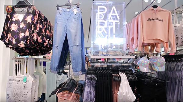 Áo phông giá 199.000, áo len, áo sơ mi chỉ 499.000, đồ H&M Việt Nam không chỉ rẻ mà còn cực đa dạng