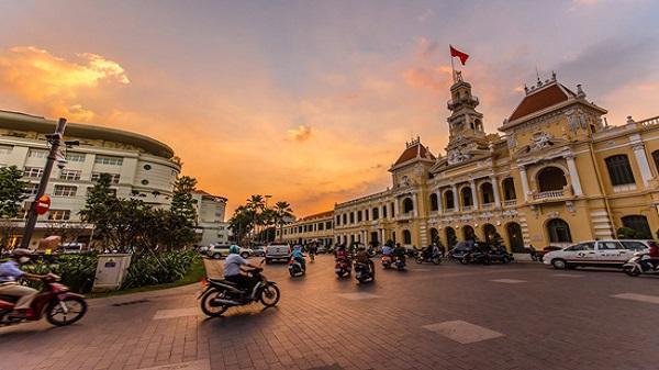 Thành phố Hồ Chí Minh lọt top 7 đô thị đẹp nhất châu Á