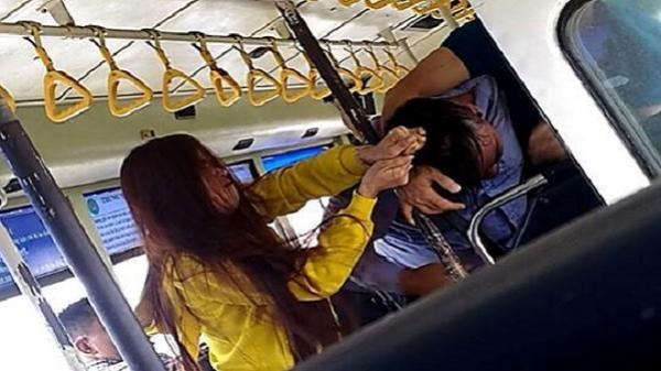 TP.HCM: Ẩu đả, chửi bới giữa hành khách và nhân viên xe buýt