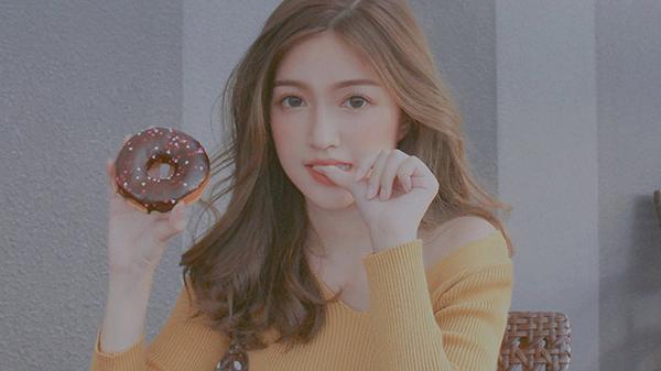 Ngắm mãi không rời mắt nhan sắc của hot girl Sài thành thường bị nhầm là diễn viên Hàn Quốc
