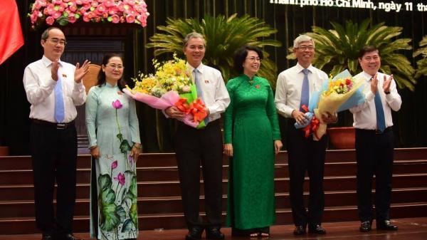 TP.HCM có 2 tân Phó chủ tịch