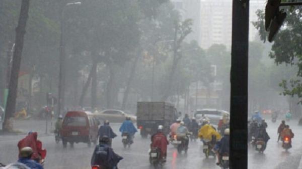 Dự báo thời tiết: Nam bộ đề phòng xảy ra tố lốc và gió giật mạnh