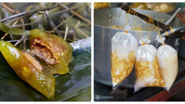 Món phổ biến trong ngày Tết giết sâu bọ ở Sài Gòn