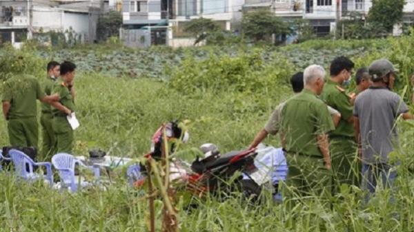 Phát hiện thi thể trẻ sơ sinh còn nguyên dây rốn ở bãi đất trống