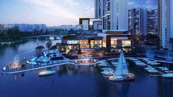 TP HCM sẽ có thêm 'phố Tây mới'