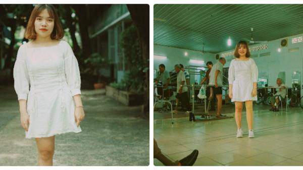 Câu chuyện cô gái mất 1 chân vì u xương và nghị lực theo đuổi ước mơ ở Sài Gòn khiến nhiều người khâm phục