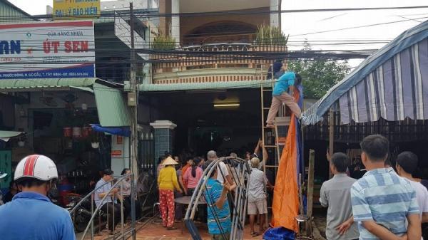 Đại t.ang trong căn nhà 4 người c.hết do tai nạn giao thông ở cửa ngõ Sài Gòn