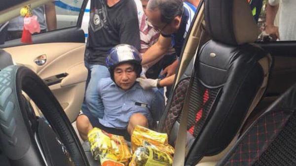 Việt kiều 60 tuổi sống cùng một số cô gái cầm đầu đường dây ma tuý từ Campuchia về TP.HCM