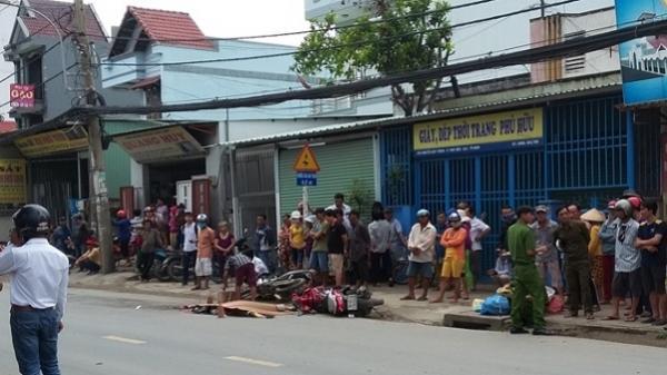 TP HCM: Hung thần container ép sát và cán tử vong một người đàn ông
