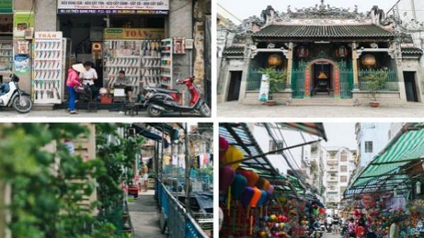 """Check-in cuối tuần ở những """"góc cổ"""" của Sài Gòn không phải ai cũng biết"""