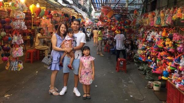 'Phố lồng đèn' điểm check-in không thể bỏ qua ở Sài Gòn mùa Trung thu