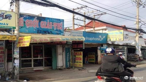 TP.HCM: Dùng súng điện khống chế nữ nhân viên tiệm tóc cướp tài sản