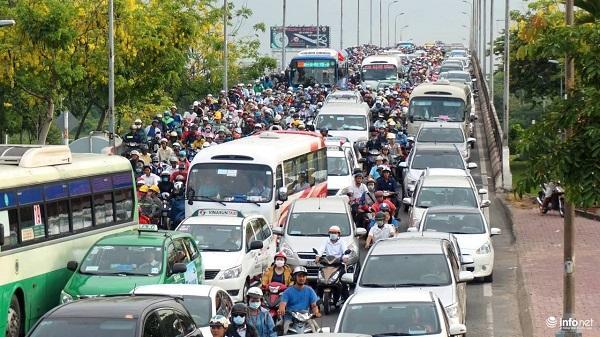 TP. HCM: Phải hội tụ đủ 3 tiêu chí mới được coi là... ùn tắc giao thông?