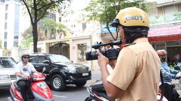 TP.HCM sẽ chấm dứt việc CSGT ra đường bắt vi phạm?