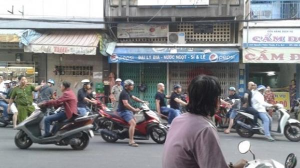 TP.HCM: Nhóm đòi nợ thuê lại vây nhà dân cả đêm