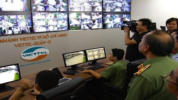 Sắp 'phủ sóng' 2.000 camera an ninh ở quận 12