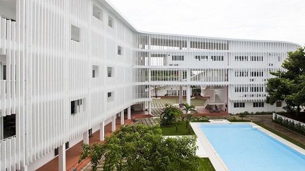 Tự hào với top 5 ngôi trường đẹp nhất Việt Nam