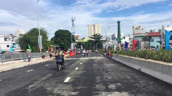 TP.HCM thông xe cầu Nhị Thiên Đường 1 sớm 3 tháng