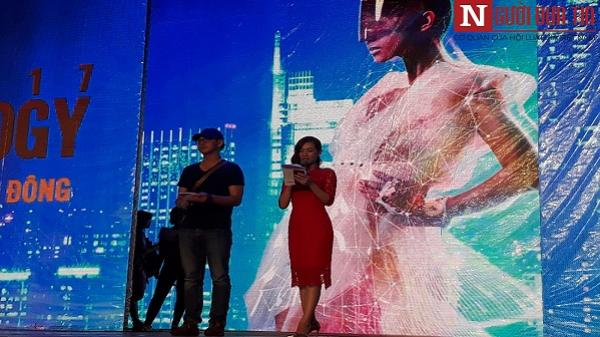 Tối nay 20/10, TP.HCM khai mạc lễ hội Thời trang và công nghệ 2017