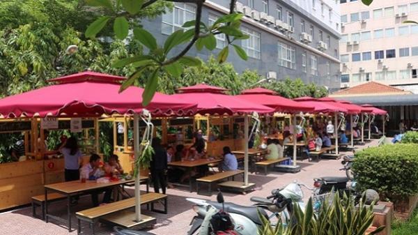Sài Gòn: Buổi trưa ăn gì ở Công viên Bách Tùng Diệp?