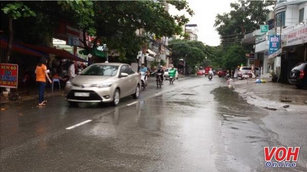 Dự báo thời tiết 23/10: TPHCM nhiều mây, chiều tối mưa rào rải rác