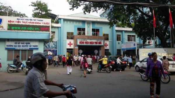 Nghi vấn nữ bệnh nhân treo cổ tự tử trong bệnh viện quận Thủ Đức