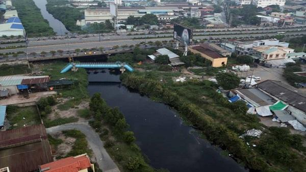 TP. HCM cần hàng chục ngàn tỷ đồng cải tạo kênh Tham Lương