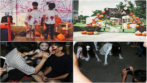 Gợi ý địa điểm 'quẩy' Halloween miễn phí ở Sài Gòn