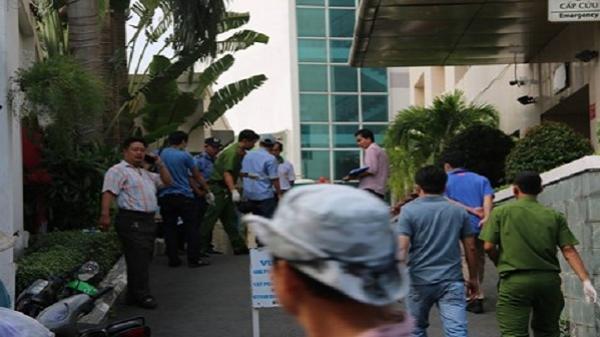 TP.HCM: Xông vào bệnh viện truy sát khiến 4 người thương vong