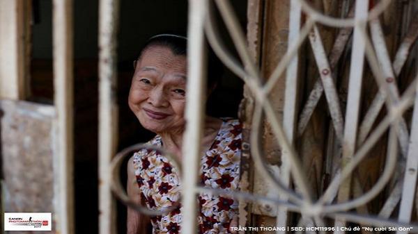 """Bức ảnh """"Nụ cười Sài Gòn"""" đoạt giải tại cuộc thi Canon PhotoMarathon 2017 gây tranh cãi"""