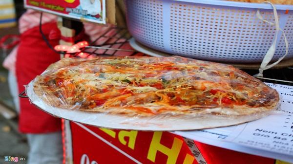 10 điểm ăn vặt dưới 50.000 đồng hút khách quanh chợ Vườn Chuối