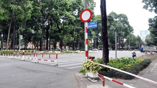 Ngày mai (4/11), cấm các loại phương tiện lưu thông vào trung tâm TP.HCM từ 18h đến 22h