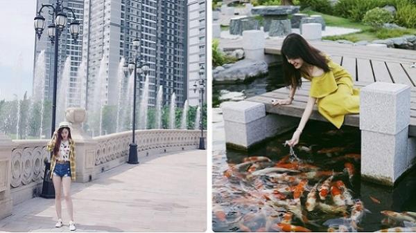 """""""Bấn loạn"""" với công viên ven sông đẹp như Tây đang mở của free ở Sài Gòn"""