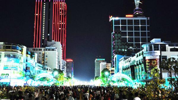Hàng loạt đường trung tâm Sài Gòn được nghiên cứu thành phố đi bộ