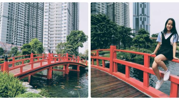 Bộ ảnh 'Một ngày lang thang công viên 500 tỷ ven sông lớn nhất ở Sài Gòn' đẹp ngất ngây
