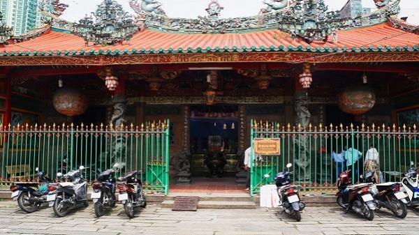 Hội quán Hà Chương - Di sản kiến trúc độc đáo của người Hoa ở Sài Gòn