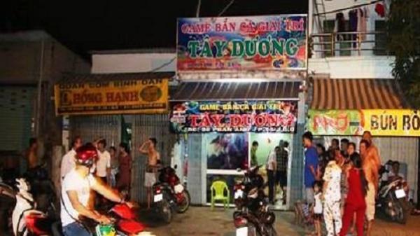 Nợ tiền không chịu trả, nam thanh niên bị đâm chết trong tiệm game bắn cá ở Sài Gòn