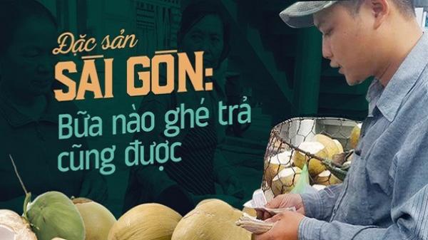"""Chuyện cô gái quên ví gặp anh bán dừa dễ thương và câu cửa miệng: """"Bữa nào ghé trả cũng được"""" của người Sài Gòn"""