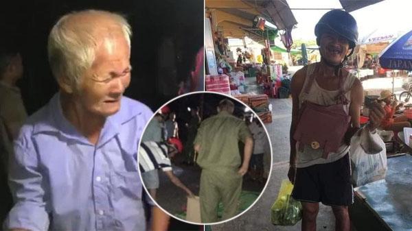 Quảng Trị: Xót lòng người con tâm thần gặp tai nạn không qua khỏi khi đi xin đồ ăn cho cha già 80 tuổi