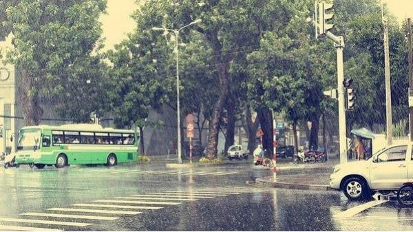 Thời tiết 11/11: Sài Gòn có mưa lớn và dông