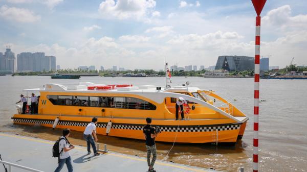Cuối tháng 11 này, vi vu ngay tuyến buýt đường sông Sài Gòn – Thủ Đức chỉ với 15k/vé