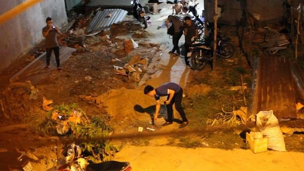 TP. HCM: Chủ quán ăn bị đâm tử vong trong đêm