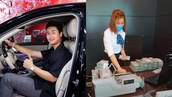 Thanh niên 2k chồng gần 5 tỷ tiền mặt mua Mercedes S450 phiên bản giới hạn