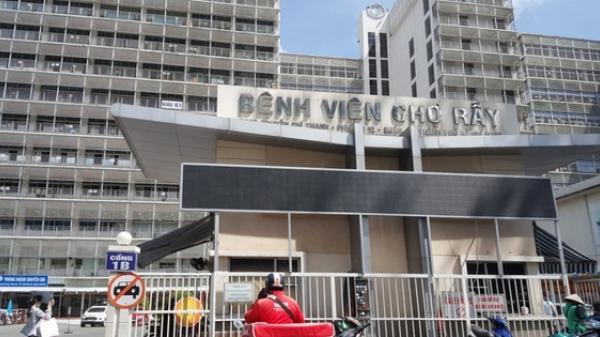 Bệnh viện Chợ Rẫy gửi đơn khẩn cấp đến Công an TP.HCM
