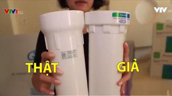 TP HCM: Nhức nhối nạn làm máy lọc nước giả