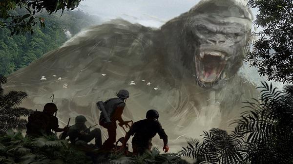 Xuất hiện hình tượng 'Kong băng' cao hơn 2 mét tại Sài Gòn