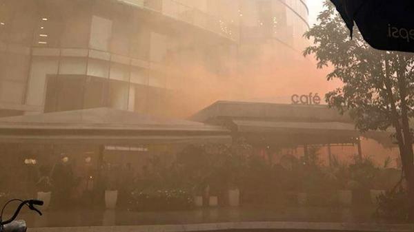 Tòa nhà Bitexco cháy lớn và sự thật khiến nhiều người ngã ngửa