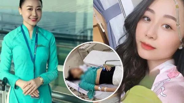 """Nữ tiếp viên hàng không bị tài xế Mercedes tông thương tật 79% ở Sài Gòn: """"Gia đình bị cáo vẫn không hỏi thăm và bồi thường một đồng nào cho tôi"""""""
