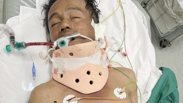 Tìm thân nhân người đàn ông bị tai nạn ở TP.HCM
